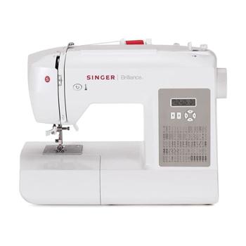 SINGERBeyaz Brilliance Dikiş Makinesi 6180 DM-S012