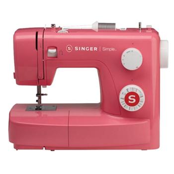 Singer 3223R Kırmızı Ev Tipi Dikiş Makinesi
