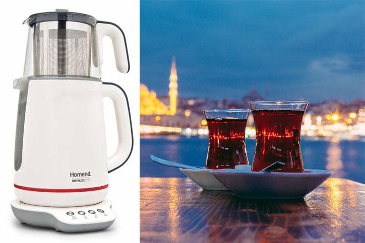 en iyi çay makineleri