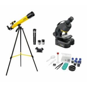 National Geographic Gelişmiş Teleskop Ve Mikroskop Seti 9118300