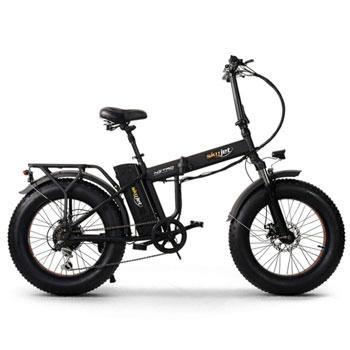 Nitro Skyjet Katlanabilir Elektrikli Bisiklet
