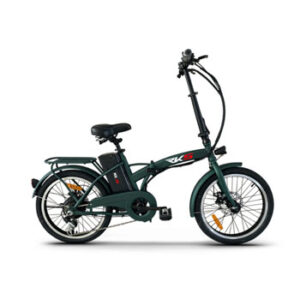 RKS Mx25 Pro Katlanabilir Elektrikli Bisiklet