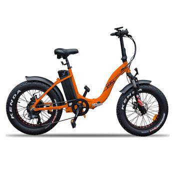 Yuki E-Wild Elektrikli Bisiklet