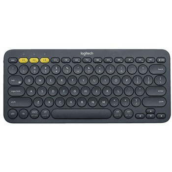 Logitech K380 Bluetooth Siyah Klavye