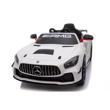 Mercedes-Benz AMG GT4 Sport 12v Akülü Araba