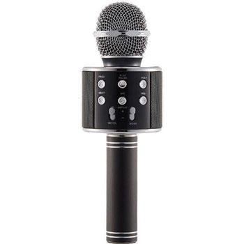 Wster Ws-858 Karaoke Mikrofon