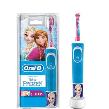 Oral-B Çocuklar İçin Şarj Edilebilir Diş Fırçası D100
