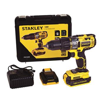 Stanley STDC18LHBK-TR Kablosuz Matkap