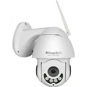Greentech GT-IP330 Hareketli Dış Mekan IP Kamera