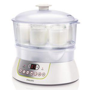 Philips Viva Collection Buharlı Pişirici ve Yoğurt Yapma Makinesi